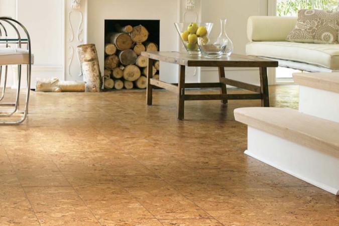 Madepark decoraci n suelos de corcho vuelve el estilo - Suelo de corcho precio ...